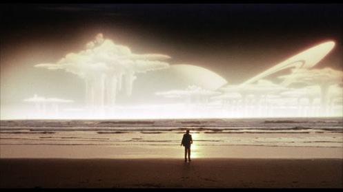 the quiet earth beach